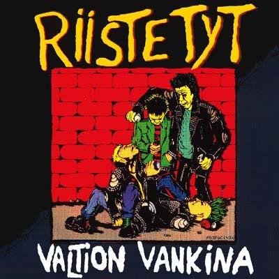 Riistetyt - Valtion Vankina 1982