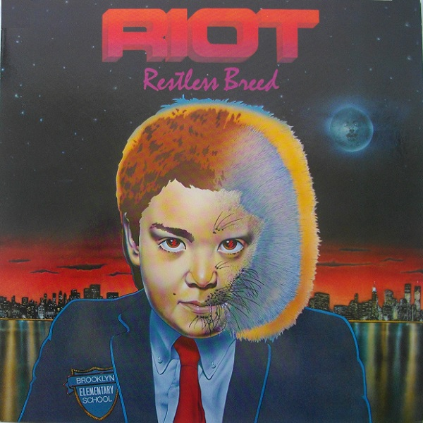 Riot - Restless Breed - 1982