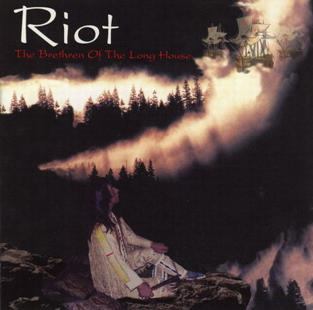 Riot - The Brethren Of The Long House - 2002