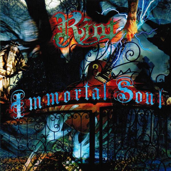 Riot - Immortal Soul - 2011