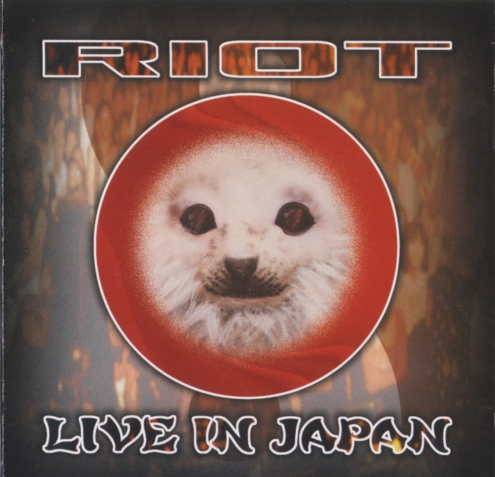 Riot - Live In Japan - 1999