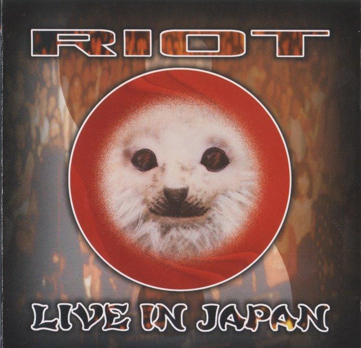 Riot - Live In Japan - 1999