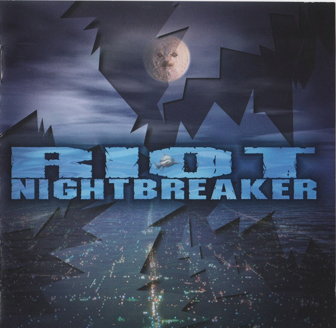 Riot - Night Breaker - 1993