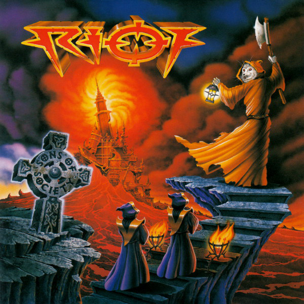 Riot - Sons Of Society - 1999