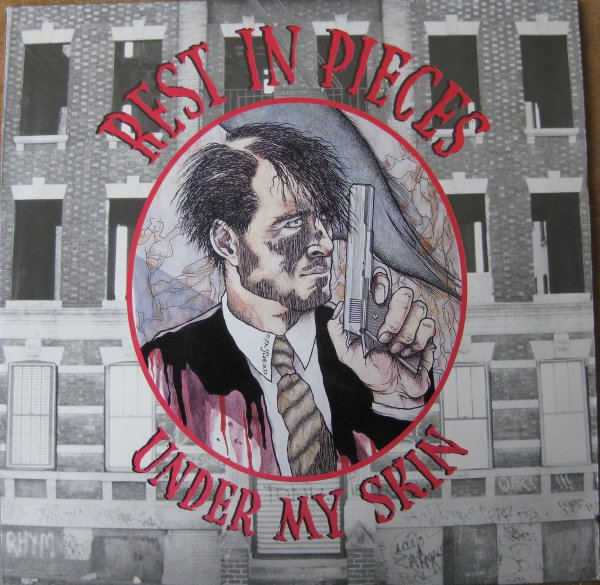 Rest In Pieces - Under My Skin 1990