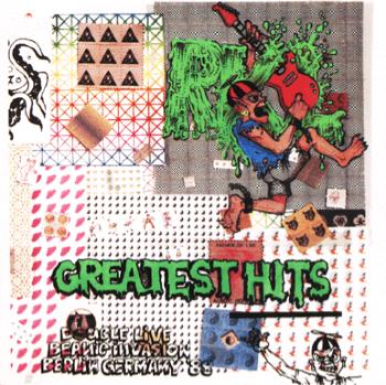Rich Kids On LSD - Greatest Hits Live West Berlin 1988 1988
