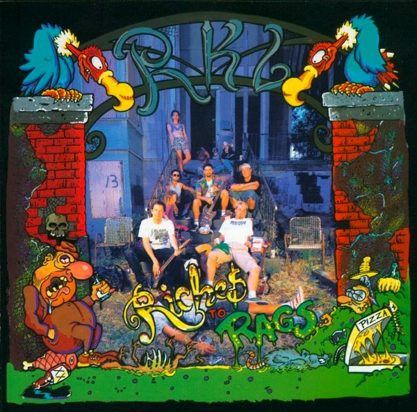 Rich Kids On LSD - Riches To Rags 1994