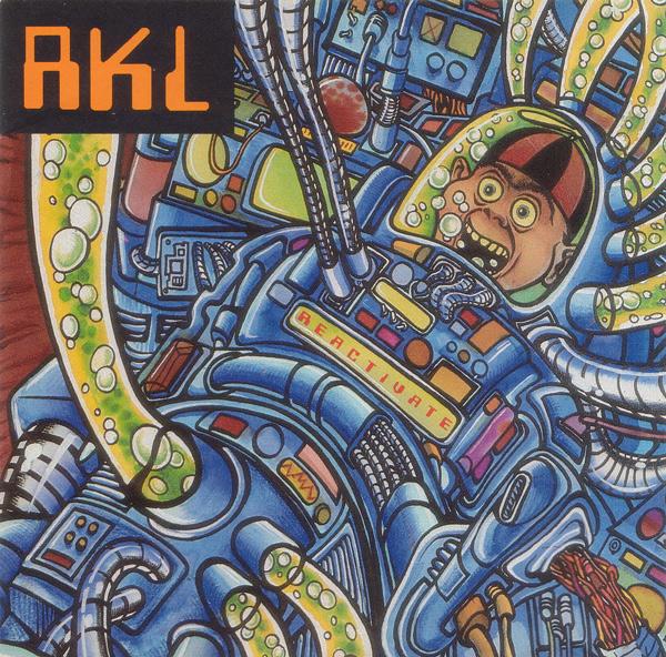 Rich Kids On LSD - Reactivate 1993
