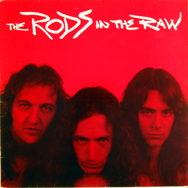 The Rods - In The Raw - 1983