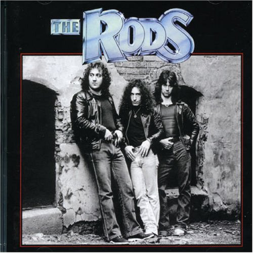The Rods - The Rods - 1981