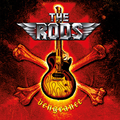 The Rods - Vengeance - 2013