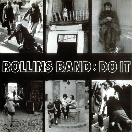 Rollins Band - Do It 1988