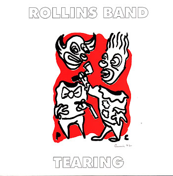 Rollins Band - Tearing E.P. 1992