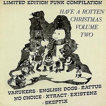 Various - Have A Rotten Christmas Volume Two - 1985