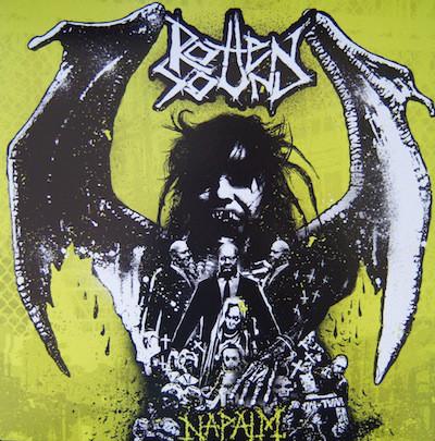 Rotten Sound - Napalm - 2010