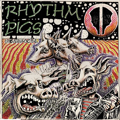 Rhythm Pigs - Choke On This