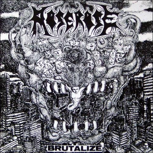 Rose Rose - Brutalize 1991