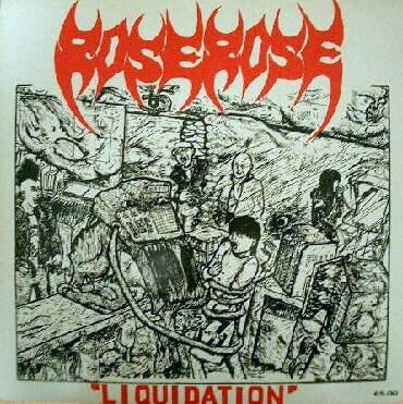 Rose Rose - Liquidation - 1991