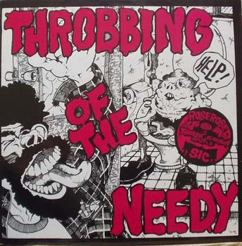 Rose Rose - Throbbing Of The Needy (Split Sic) 1988