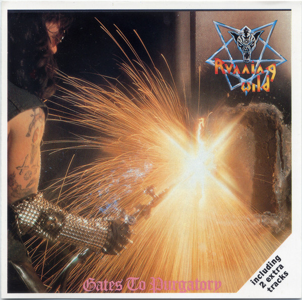 Running Wild - Gates To Purgatory - 1984