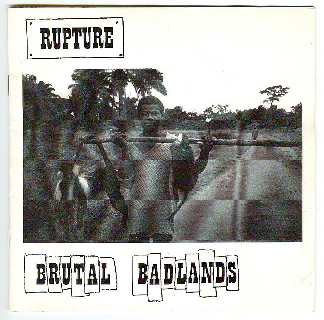Rupture - Brutal Badlands 1999