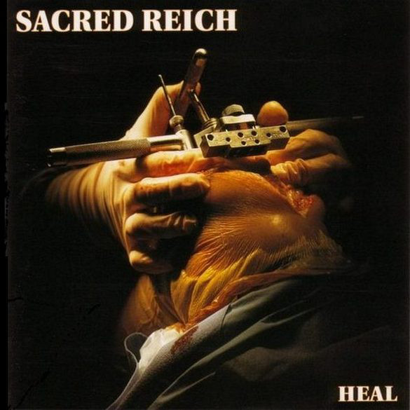 Sacred Reich - Heal - 1996