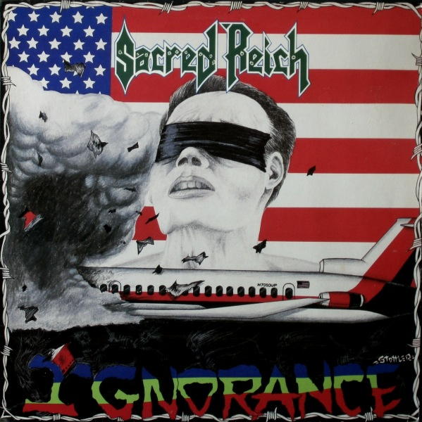 Sacred Reich - Ignorance - 1987