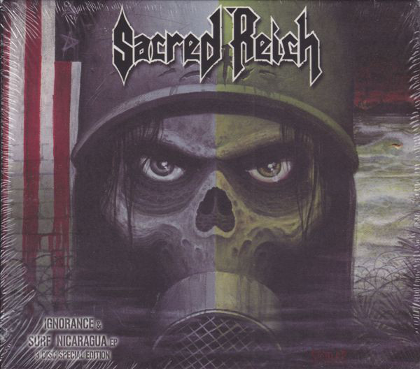 Sacred Reich - Ignorance & Surf Nicaragua EP - 1987