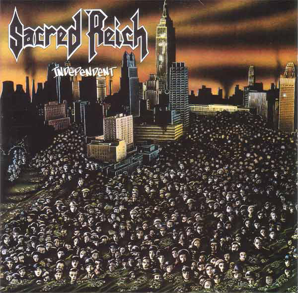 Sacred Reich - Independent - 1993
