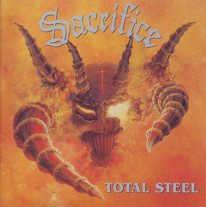 Sacrifice - Total Steel 1990