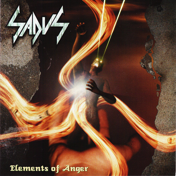 Sadus - Elements Of Anger - 1997