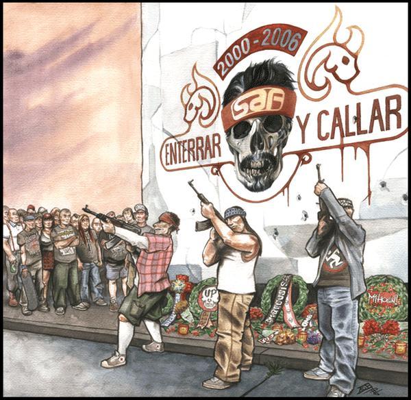 SAF - Enterrar Y Callar - 2006