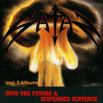 Satan - Into The Future & Suspended Sentence 1986