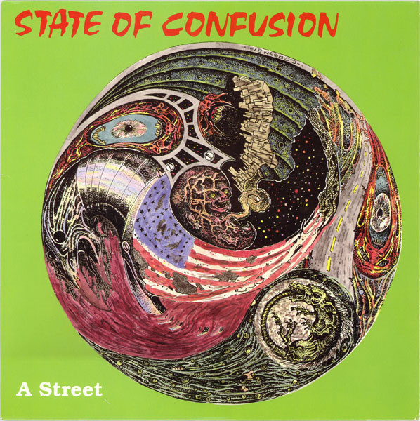 State Of Confusion - A Street - 1988