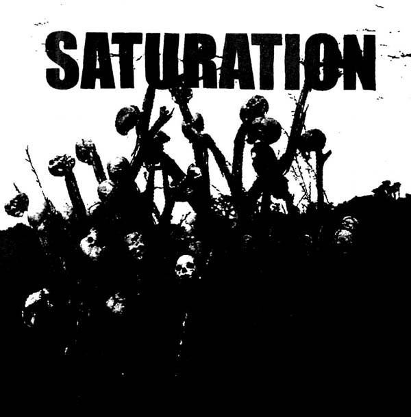Saturation - Beware The Living - 2002