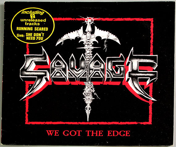 Savage - We Got The Edge - 1984