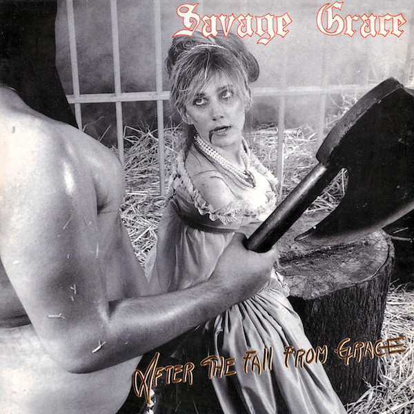 Savage Grace - After The Fall From Grace - 1986