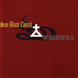 Sam Black Church - That Which Does Not Kill Us... Makes Us Stronger 1997
