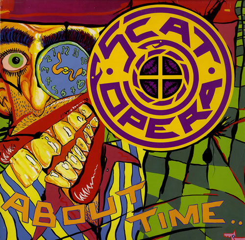 Scat Opera - About Time - 1991
