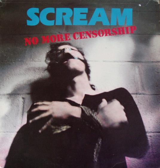 Scream - No More Censorship - 1988