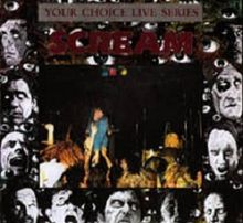 Scream - Your Choice Live Series - 1991