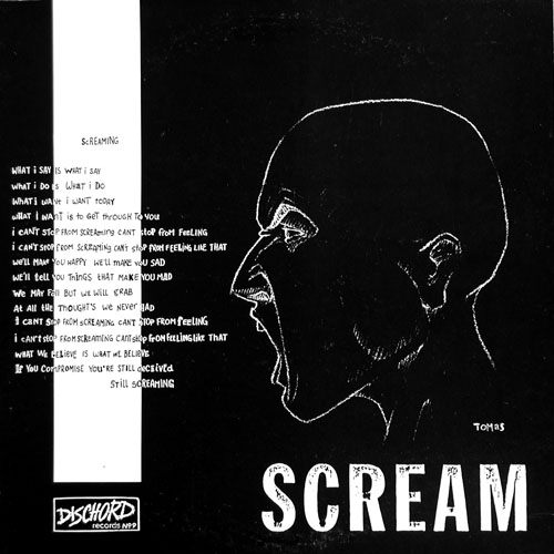 Scream - Still Screaming 1982