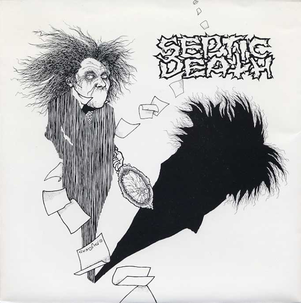 Septic Death - Kichigai 7'' 1988