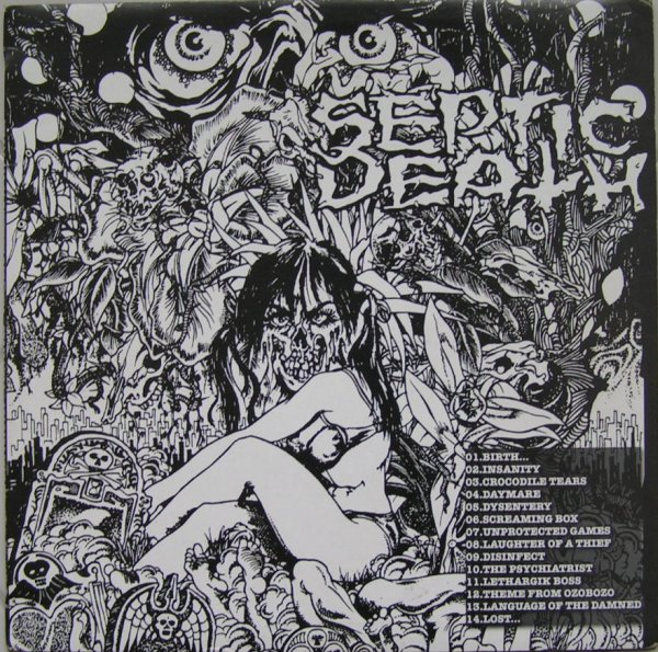 Septic Death - Theme From Ozobozo 1992