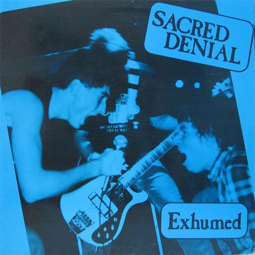 Sacred Denial - Exhumed 1988