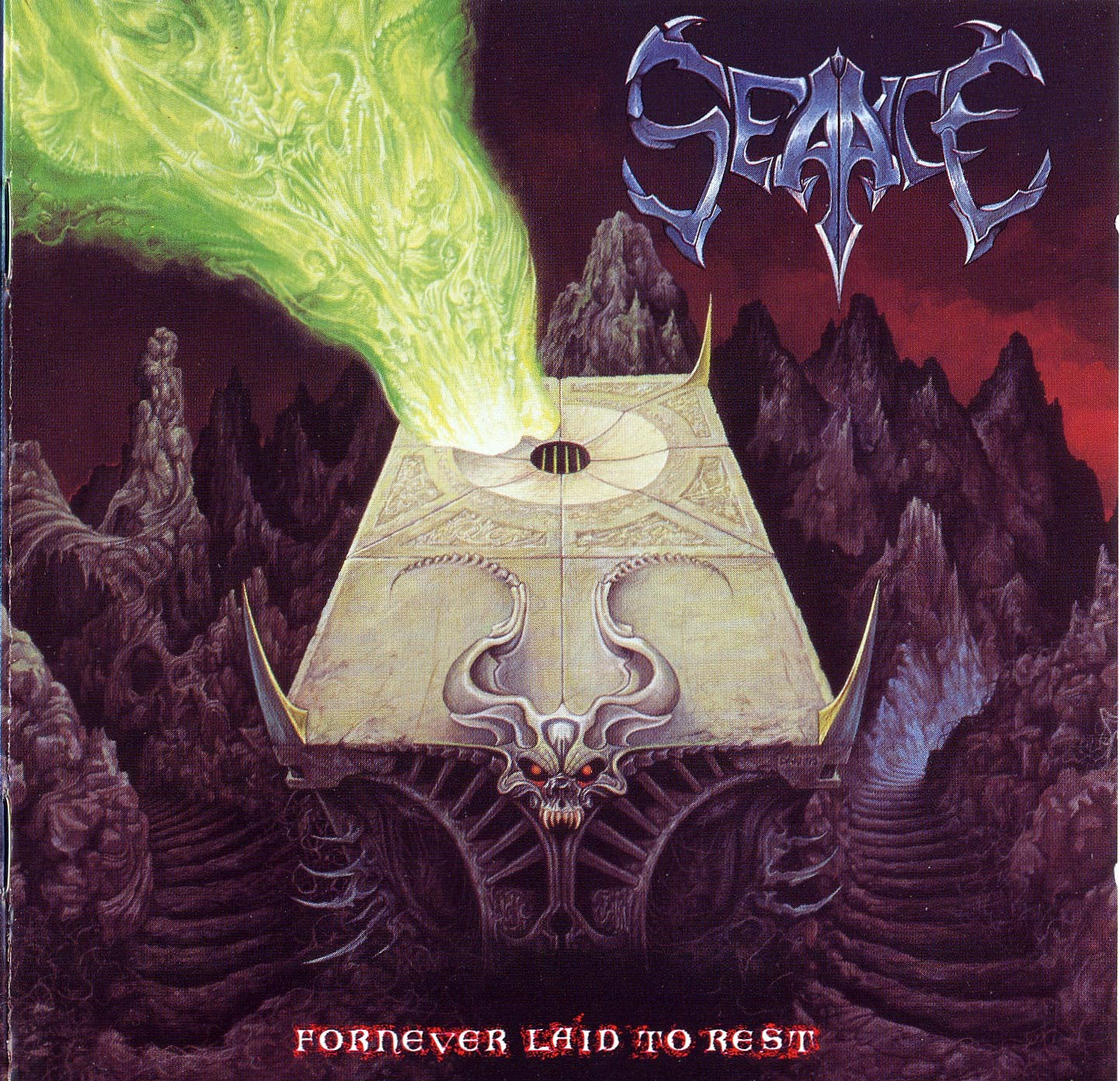 Seance - Fornever Laid To Rest - 1992