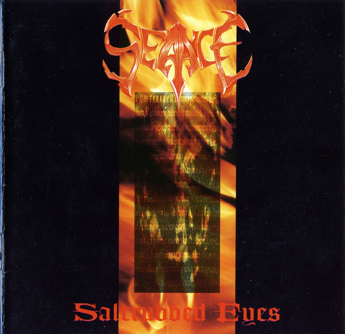Seance - Saltrubbed Eyes - 1993