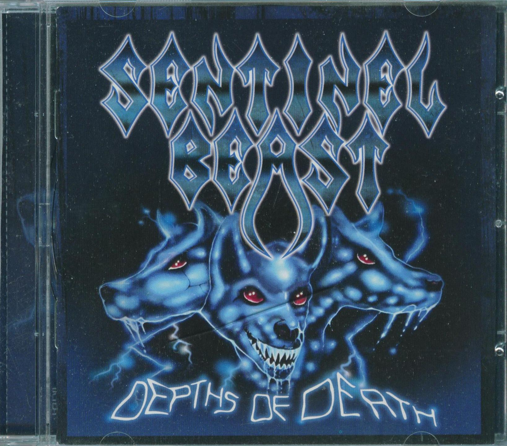 Sentinel Beast - Depths Of Death - 1986
