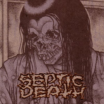 Septic Death - Crossed Out Twice 1982/1999