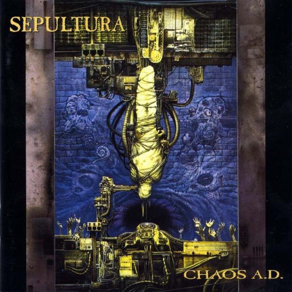 Sepultura - Chaos A.D. - 1993